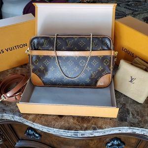 ❣Louis Vuitton Monogram Compiegne 28❣